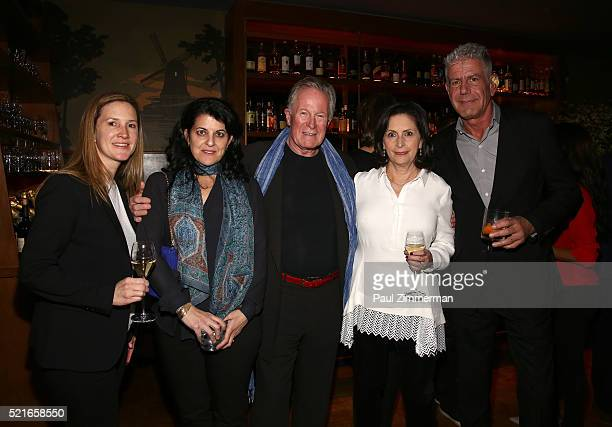 Supervising Producer Courtney Sexton Director Lydia Tenaglia Film Subject Chef Jeremiah Executive Producer Amy Entelis and Executive Producer Anthony...