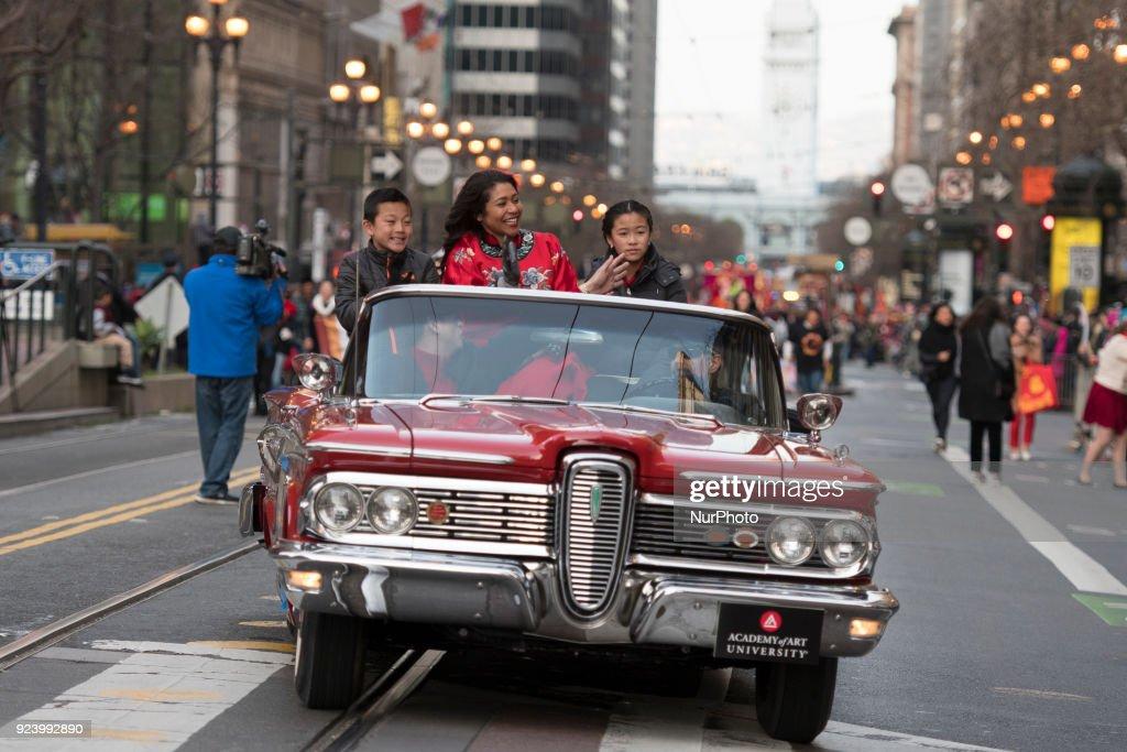 San Francisco Chinese New Year Parade 2018