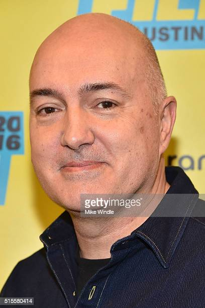VFX supervisor Roger Guyett attends the screening of Secrets of The Force Awakens A Cinematic Journey during the 2016 SXSW Music Film Interactive...