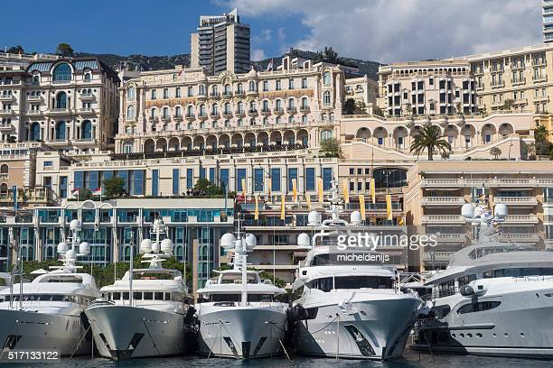 Superyachts At Monaco Yacht Show