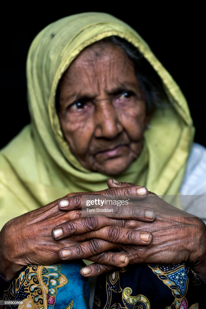Hand To Mouth Existence For Rohingya Refugees