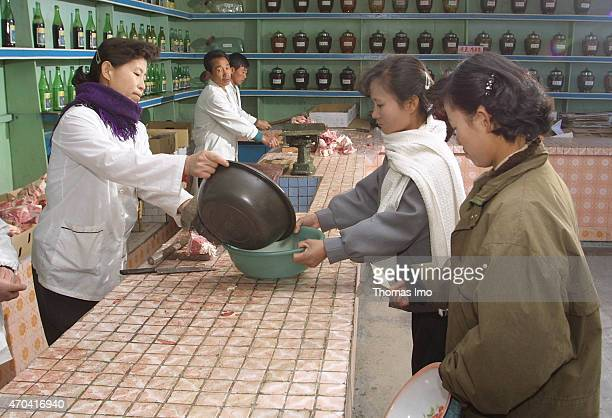 Supply of beef from Germany to North Korea at public distribution points the beef is allocated to the population each person receives one kg beef on...