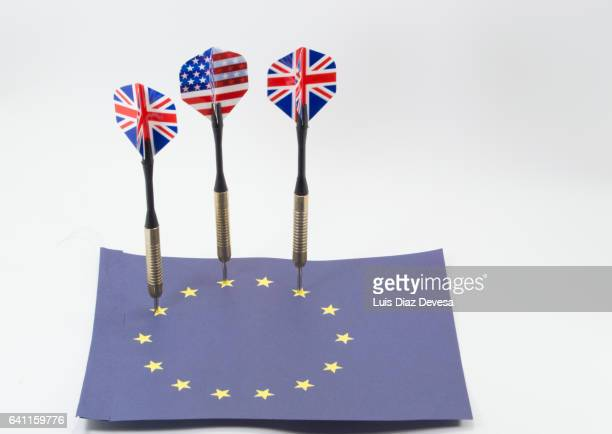 US support for Brexit