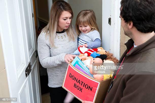 Unterstützung für Familien in der Gemeinschaft