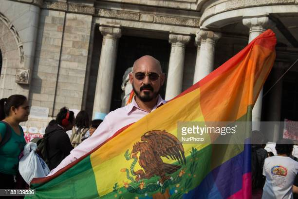 Support To Freedom Of Expression on 11 December 2019 In Mexico City Mexico The event held in support of freedom of expression cultural rights of the...