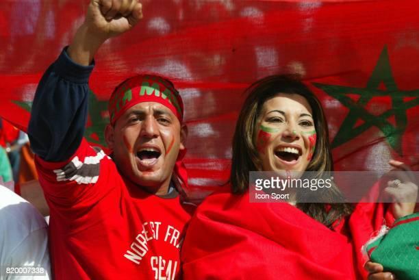 Supporter du Maroc Tunisie / Maroc Finale de la coupe d'Afrique des Nations
