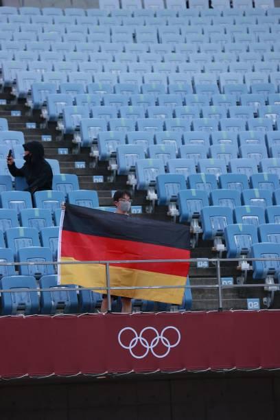 JPN: Germany vs Cote d'Ivoire: Men's Football - Olympics: Day 5