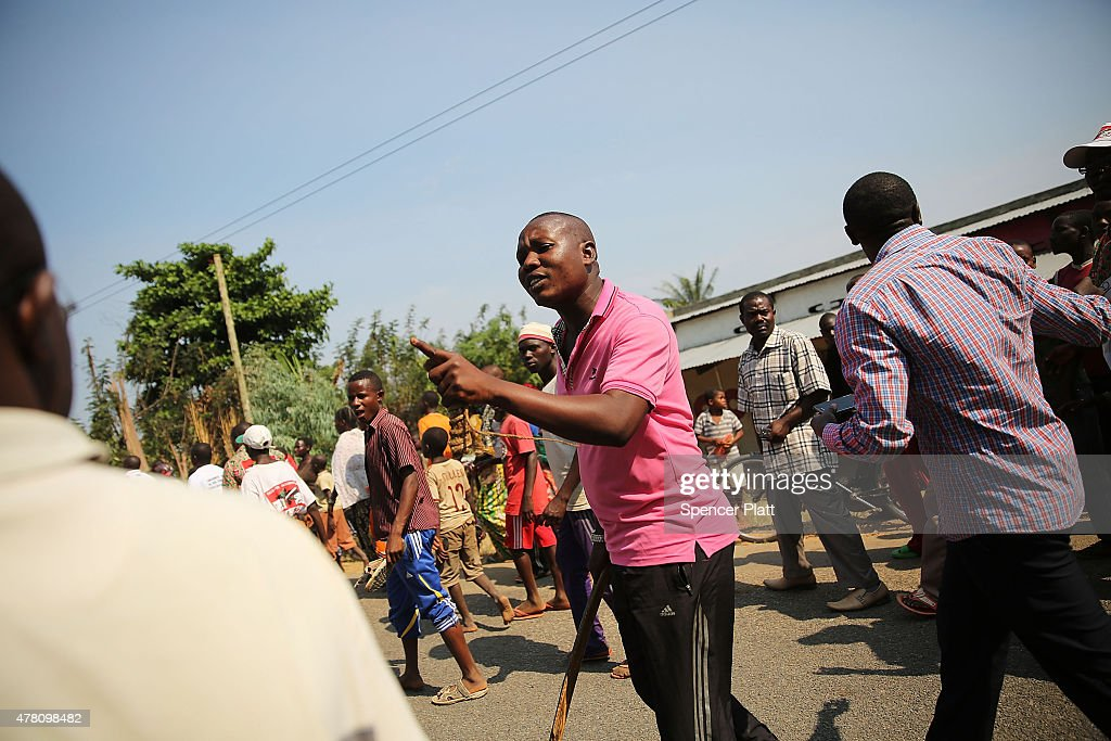 Political Unrest Plunges Burundi Into Crisis