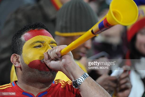 30 Top Vuvuzela Horn Pictures, Photos, & Images - Getty Images