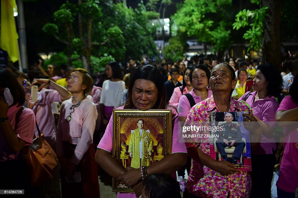 THAILAND-KING-POLITICS-ROYAL : News Photo