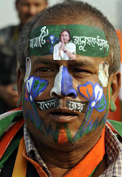 Kolkata Tmc Rally At Brigade Parade Ground Photos And Images