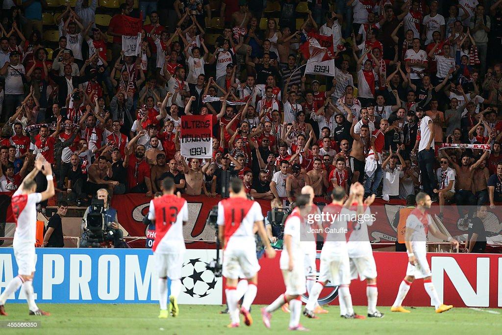 AS Monaco FC v Bayer 04 Leverkusen - UEFA Champions League : Photo d'actualité