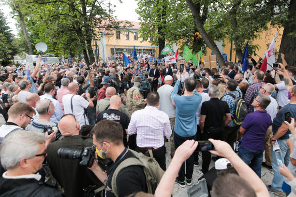 POL: Last Day Of Rafał Trzaskowski's Campaign Before The Second Round Of Elections
