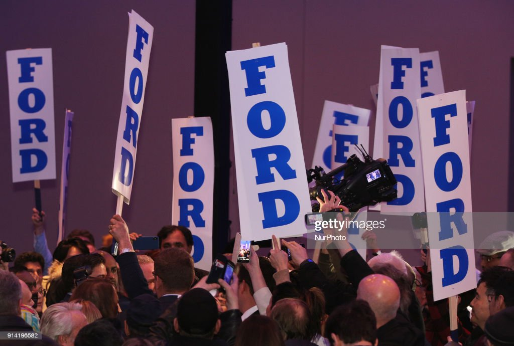 Doug Ford launches campaign for Ontario PC Party leadership : News Photo