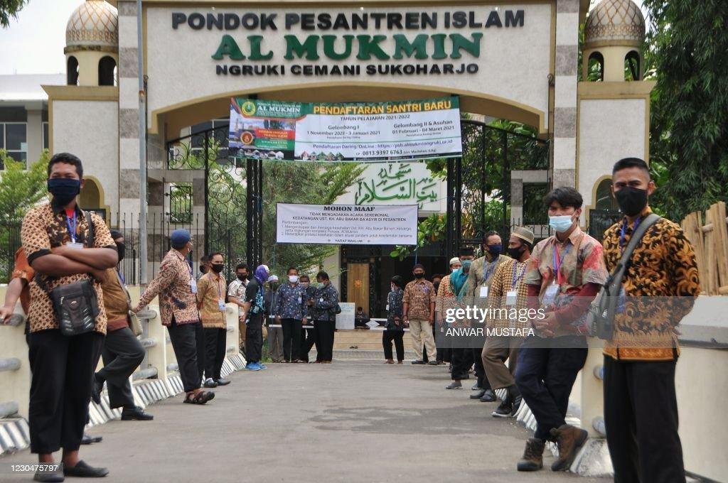 INDONESIA-AUSTRALIA-ATTACK-COURT-BASHIR : News Photo