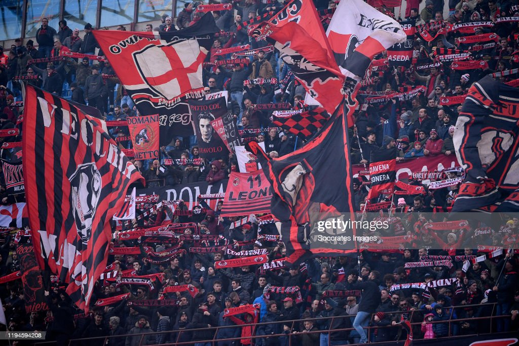 AC Milan v Udinese - Italian Serie A : News Photo