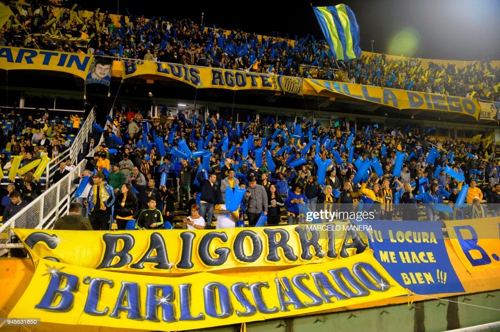 Fbl Sudamericana Rosario Saopaulo News Photo