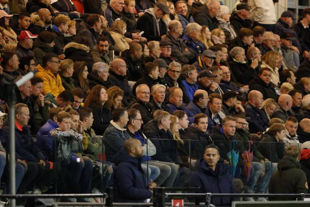 NLD: AZ Alkmaar v Jong Ajax - Keuken Kampioen Divisie