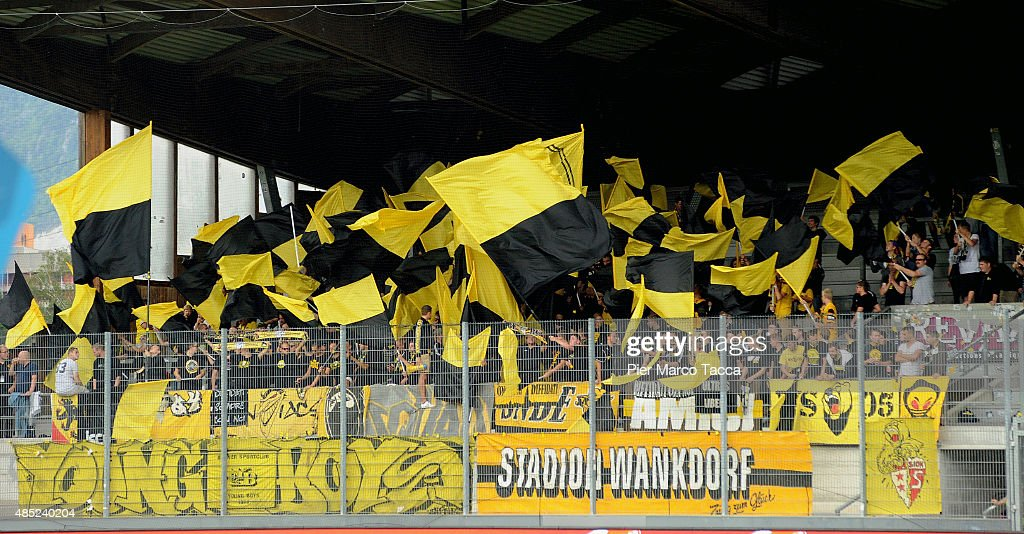 FC Sion v Young Boys Bern - Raiffeisen Super League : News Photo