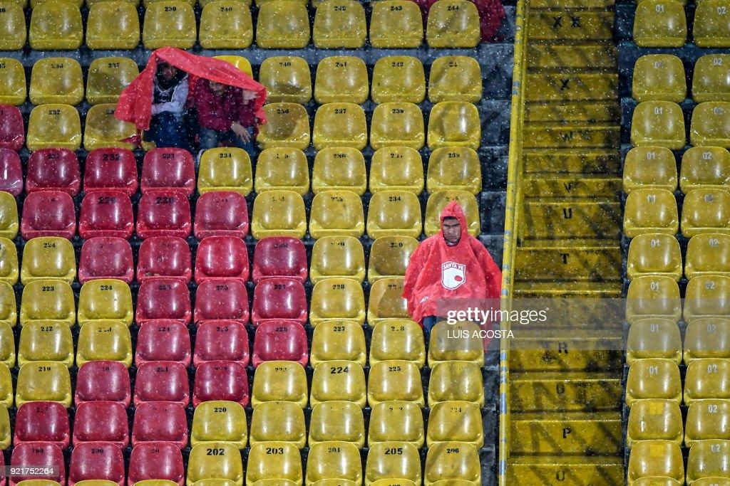 Santa Fe v Santiago Wanderers - Copa CONMEBL Libertadores 2018