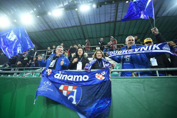 AUT: Rapid Wien v Dinamo Zagreb: Group H - UEFA Europa League