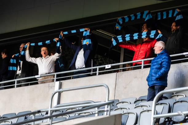 SWE: Djurgardens IF v IFK Norrkoping - Allsvenskan