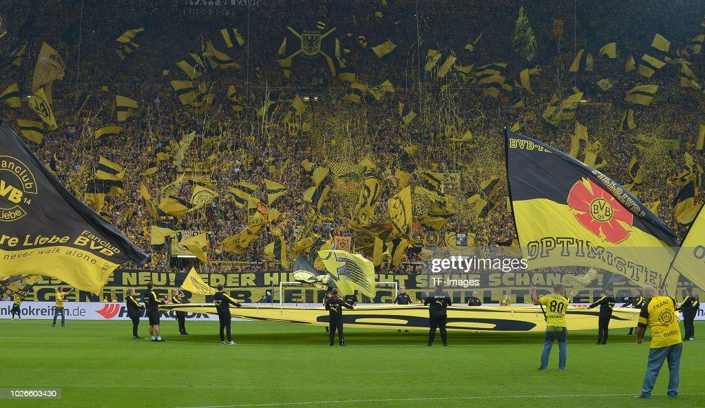Borussia Dortmund v RB Leipzig - Bundesliga : News Photo
