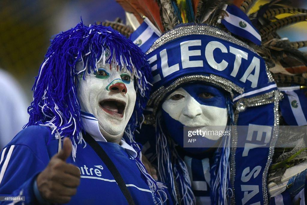 FBL-WC-2018-SAL-CAN : News Photo