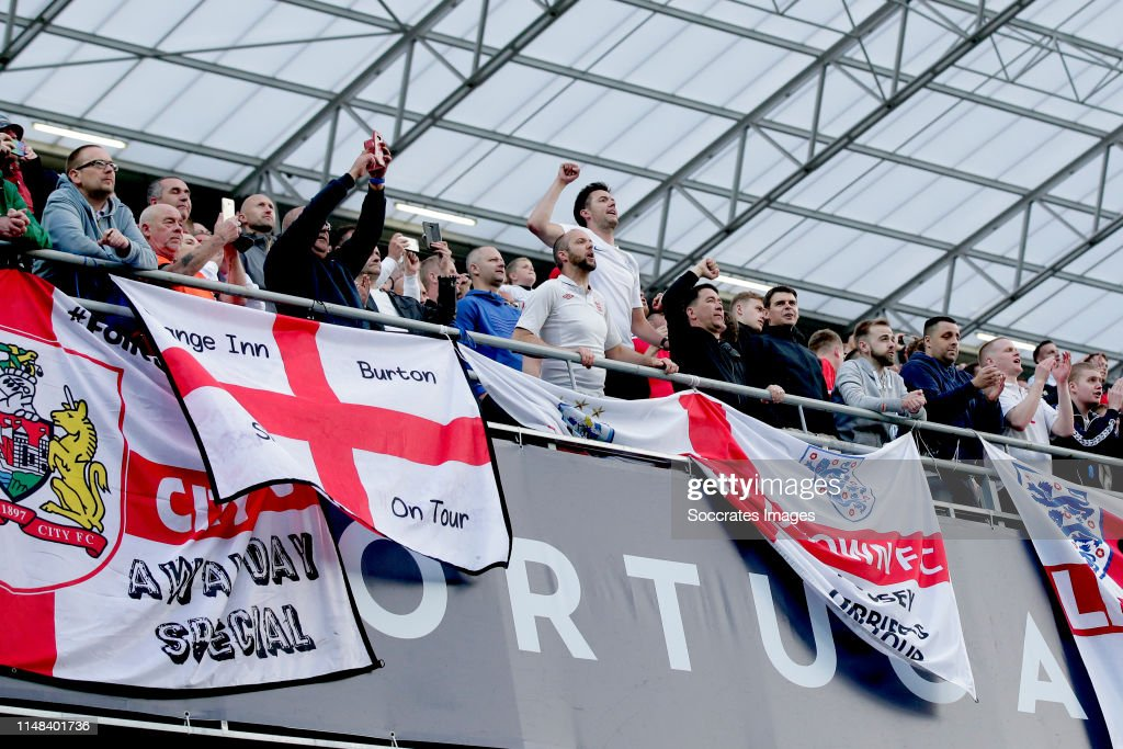 Supporters Of England During The Uefa Nations League Match Between News Photo Getty Images