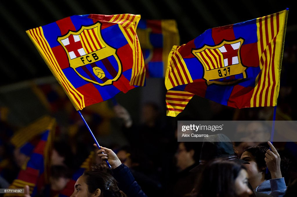Barcelona v Paris Saint-Germain - UEFA Women's Champions League : News Photo