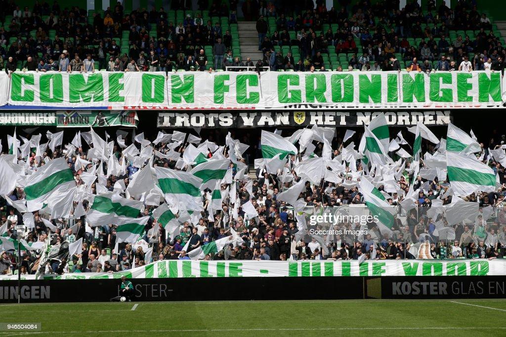 FC Groningen v Roda JC - Dutch Eredivisie : News Photo