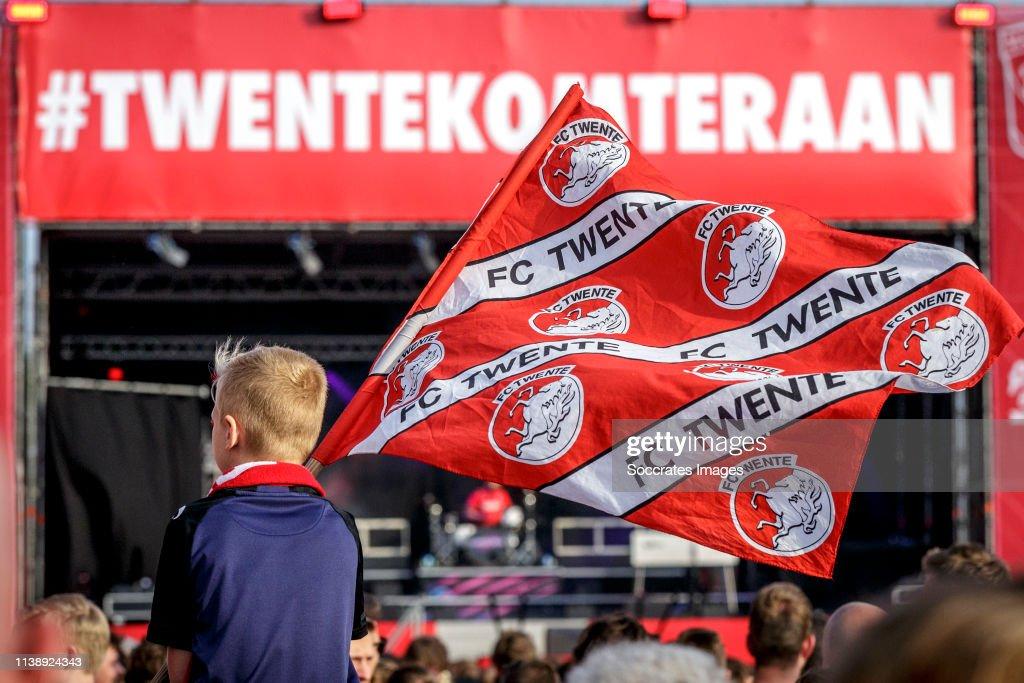 NLD: Champion Homage FC Twente