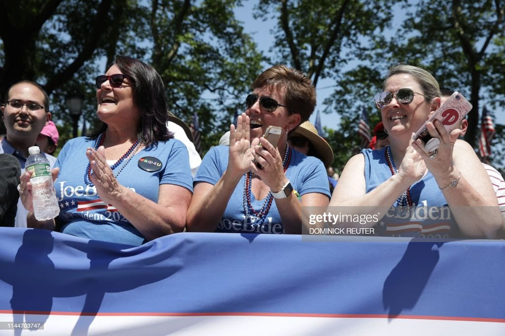 PA: Joe Biden Holds Official Presidential Campaign Kickoff Rally In Philadelphia