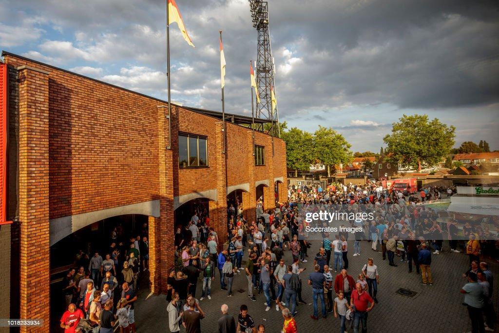 Go Ahead Eagles v Jong FC Utrecht - Eerste Divisie