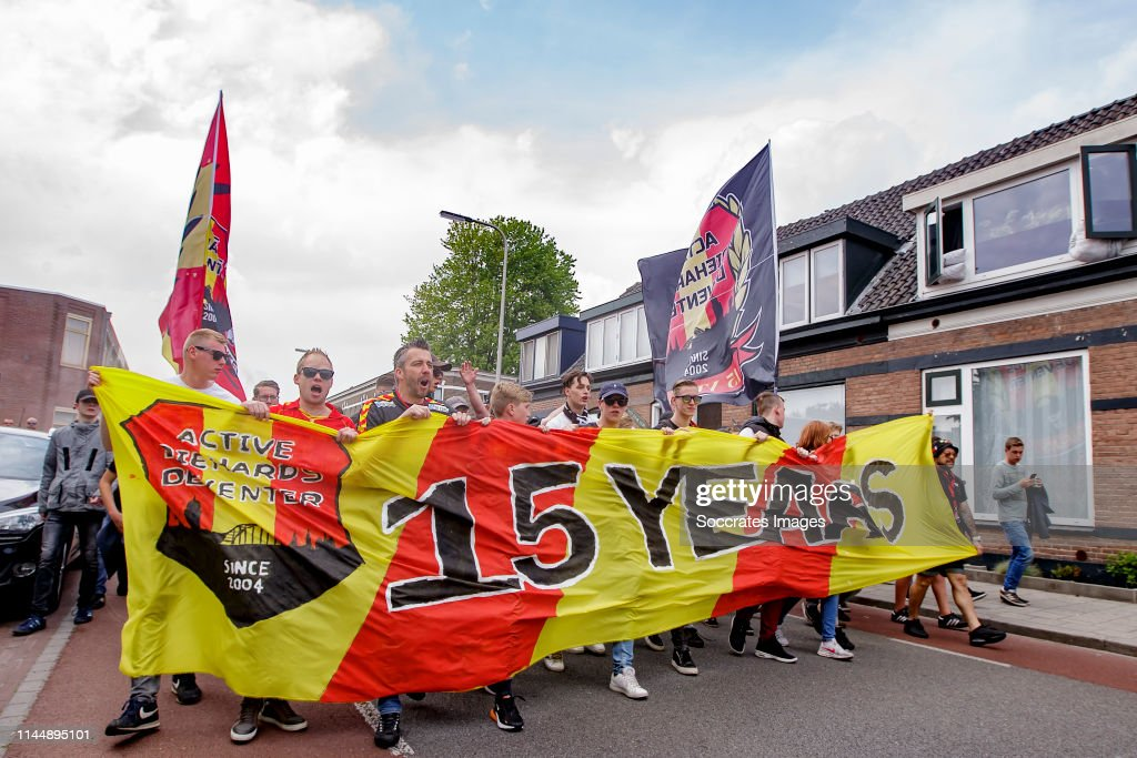 NLD: Go Ahead Eagles v FC Den Bosch - Jupiler League