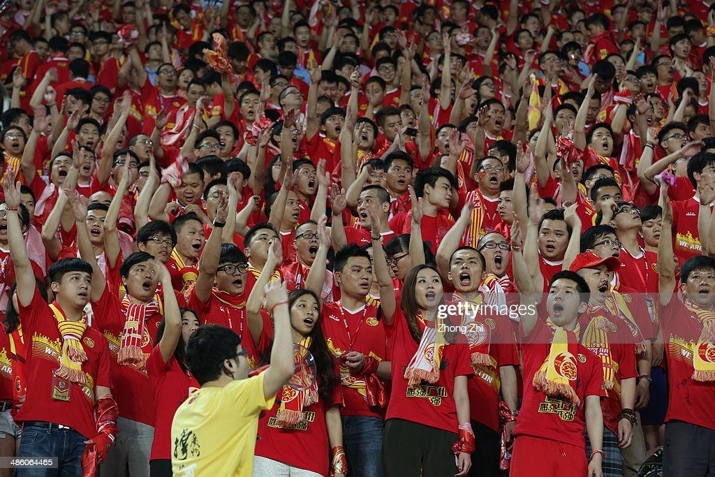 Guangzhou Evergrande v Yokohama F.Marinos - AFC Champions League : News Photo
