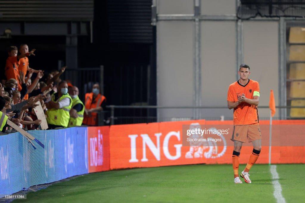 Holland  v Moldova -U21 Men : News Photo