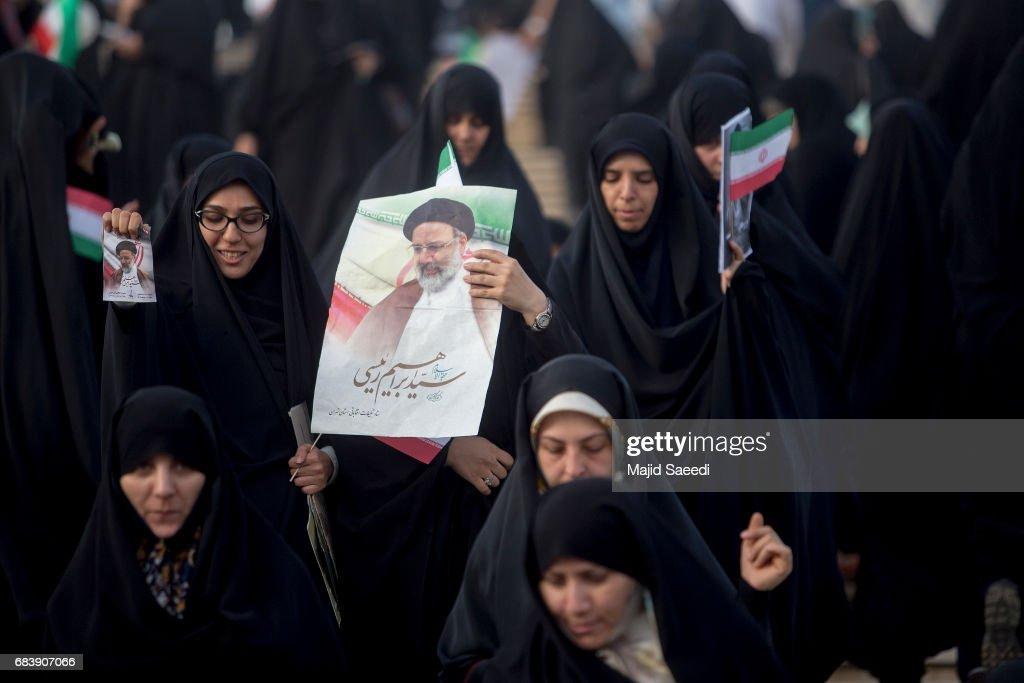 Iranian Presidential Elections : Foto di attualità