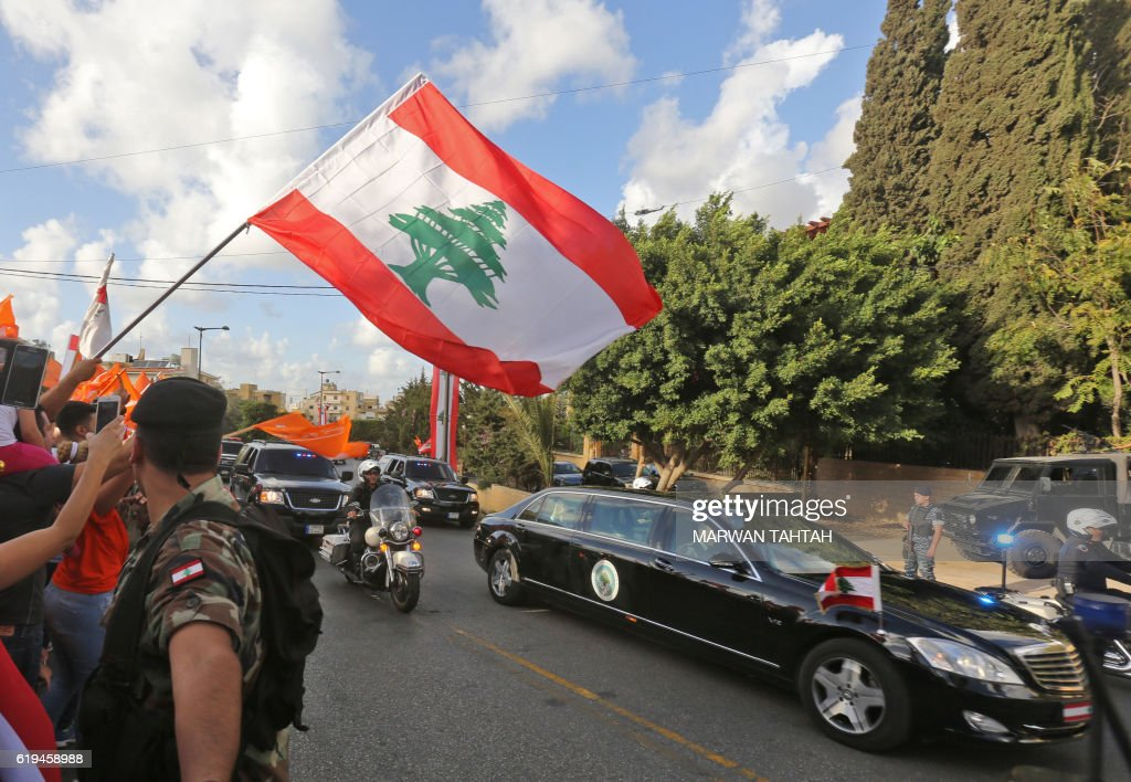 LEBANON-POLITICS-PRESIDENT-VOTE : News Photo
