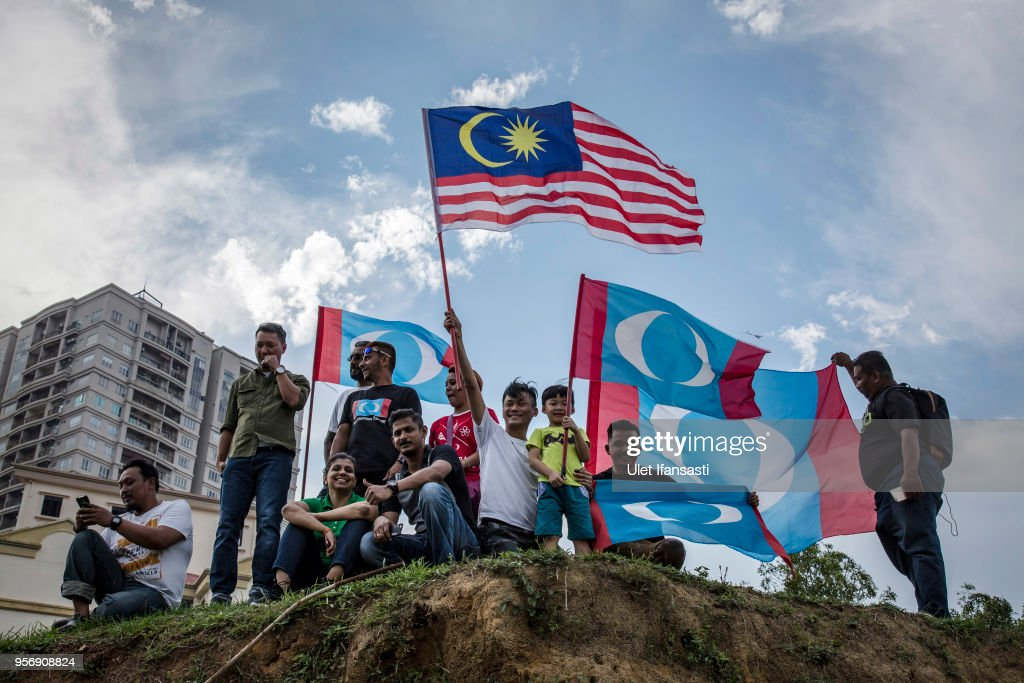 Malaysia General Election 2018 : News Photo