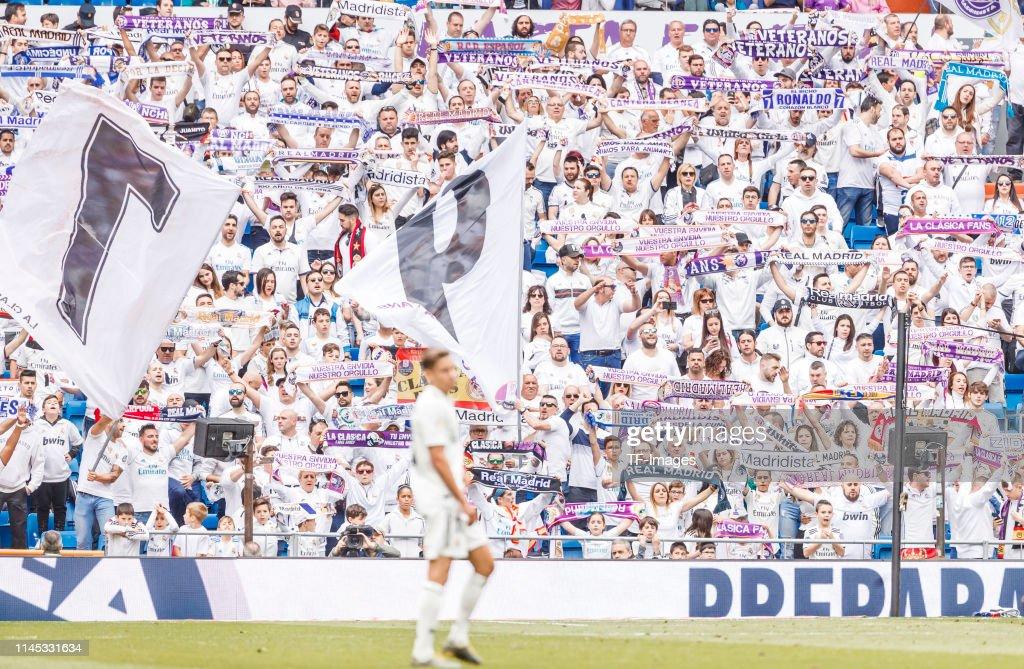 Real Madrid CF v Real Betis Balompie - La Liga : News Photo