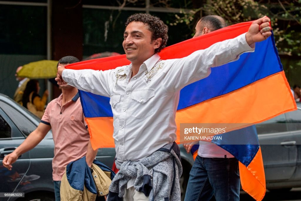 ARMENIA-POLITICS : News Photo