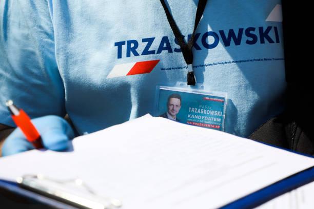 POL: Collecting Signatures For Rafal Trzaskowski