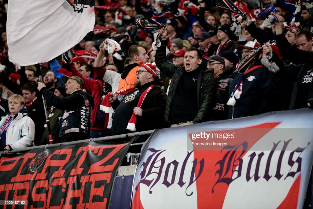 RB Leipzig v Tottenham Hotspur - UEFA Champions League : News Photo
