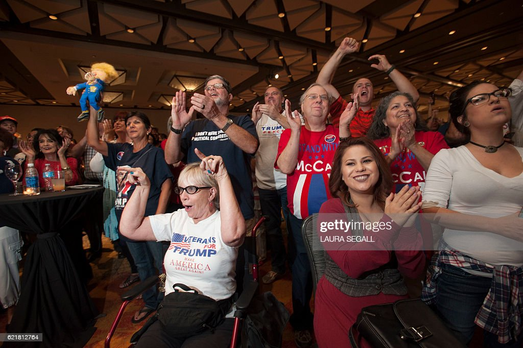 US-VOTE-ELECTION : News Photo