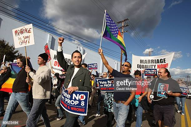 Supporters of same sex marriage — photo 14
