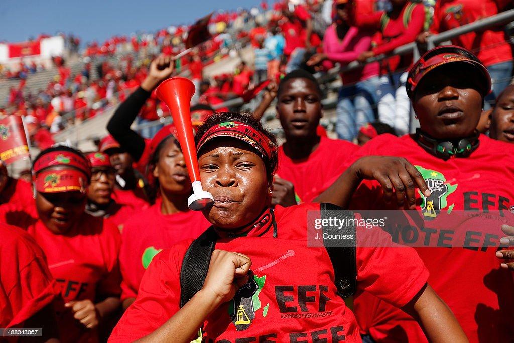 EFF Rally In Pretoria : News Photo