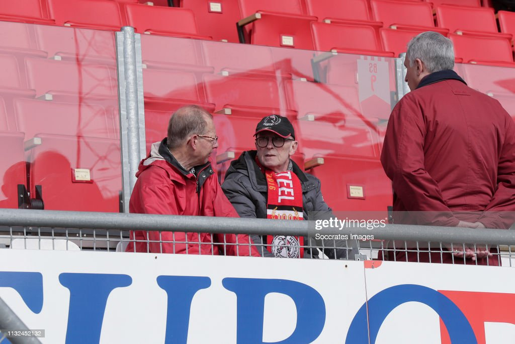NLD: Sparta Rotterdam v N.E.C. - Jupiler League