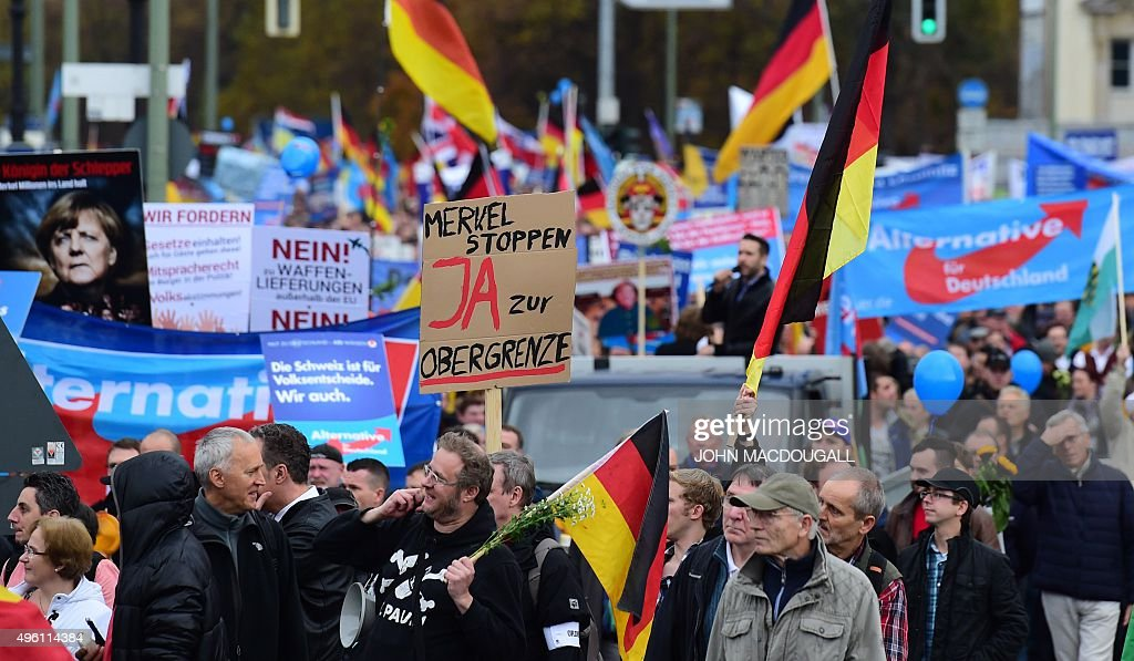 Surge in Support for Germanys AfD Party Shows Cracks in