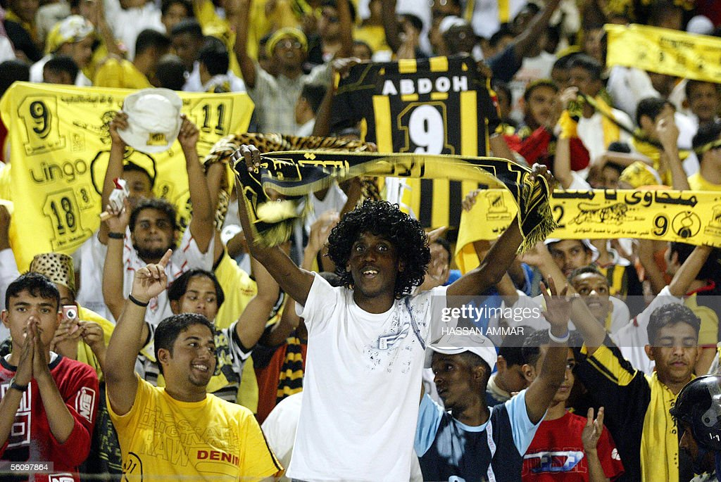 Image result for al ittihad supporters